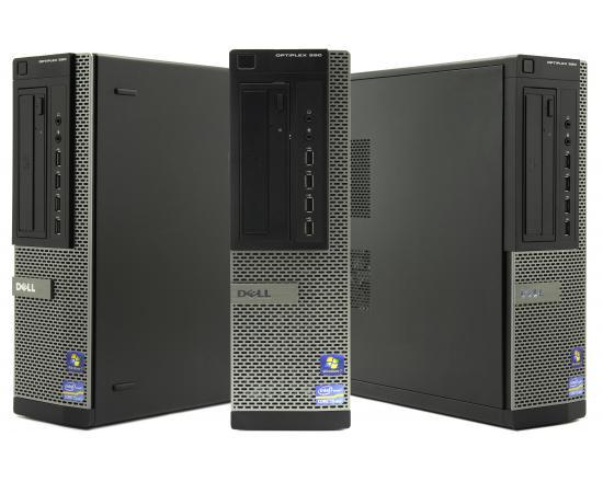 Dell OptiPlex 990 Desktop Computer i5-2400 Windows 10 - Grade B