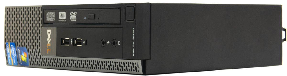 Dell OptiPlex 990 Computer Versatile View