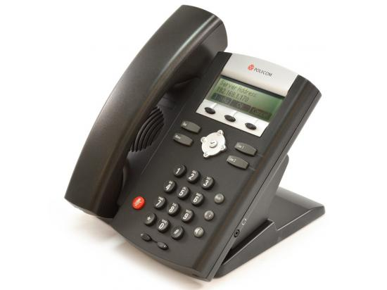 Polycom SoundPoint IP 330 VoIP Phone (2200-12330-001)