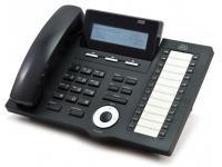 Vertical  IP7024D 24-Button Black IP Display Speakerphone
