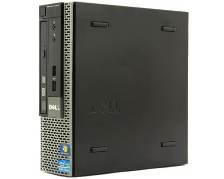 Dell OptiPlex 9010 USFF Computer Intel Core i5 (3570S) 3.1GHz 4GB DDR3 250GB HDD - Grade C