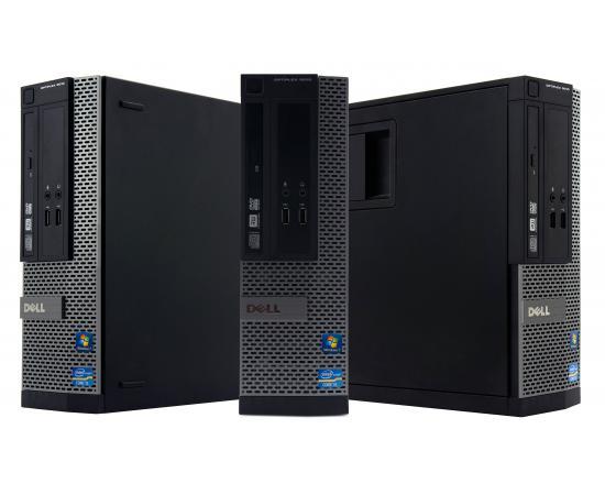 Dell OptiPlex 3010 SFF Computer Intel Core i5 (3470) 3.2GHz 4GB DDR3 250GB HDD - Grade B
