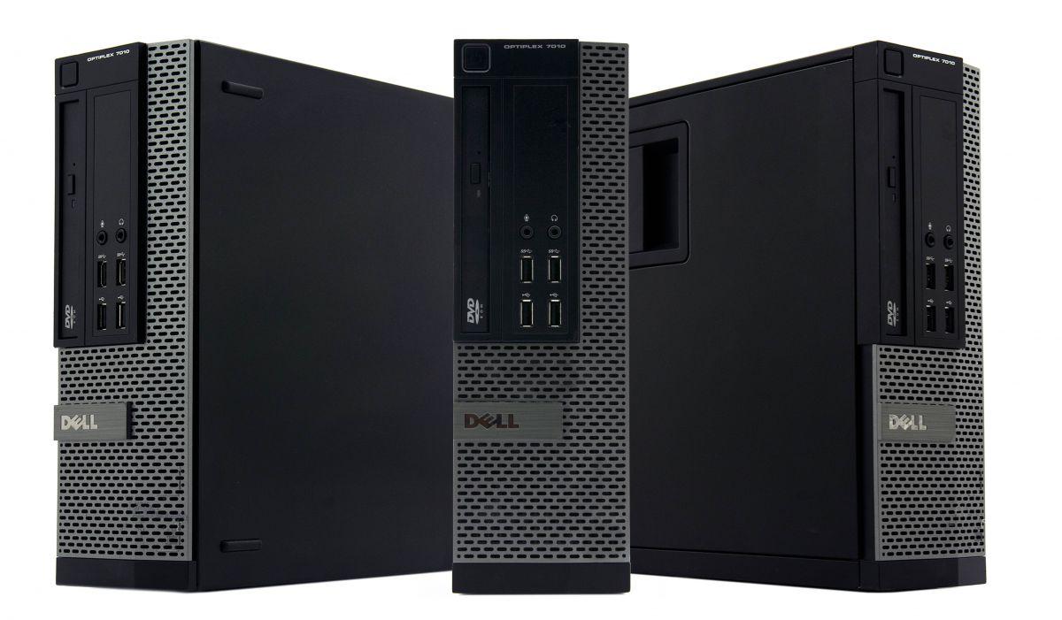 Dell OptiPlex 7010 Computer 3D View