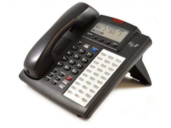 """ESI Communications 48-Key IPFP Charcoal Phone """"Grade B"""""""