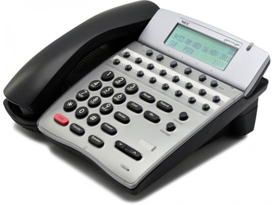 NEC Dterm IP ITR-16D-3 Black Display IP Speaker Phone (780028)