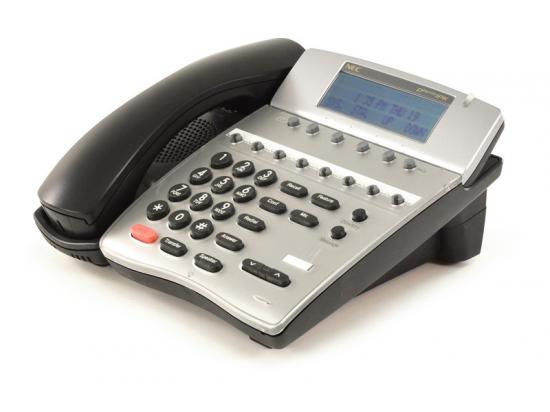 NEC Elite IPK ITH-8D-3 Black IP Display Phone (780563)