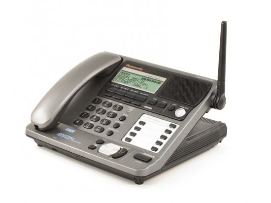 Panasonic KX-TG4000B 4 Line Display Phone
