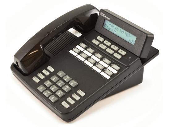 Teo Tone Commander 6210T-B Black ISDN Display Speakerphone