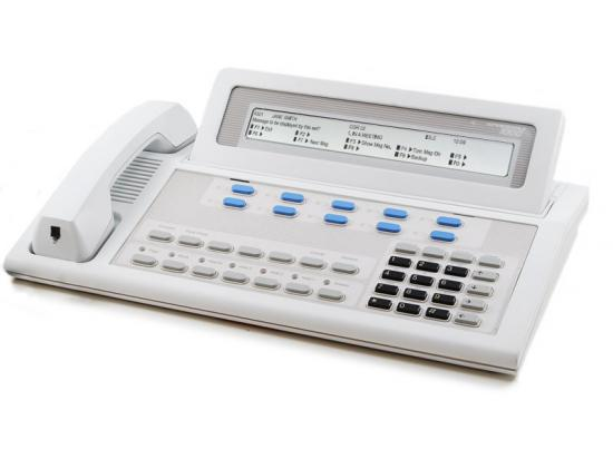 Mitel SuperConsole 1000 Tilt Screen SX200 - Light Gray (9189-000-016)