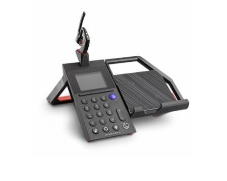 Plantronics Poly Elara 60 WS Mobile Phone Station w/ Voyager 5200 Cradle (Headset not included)