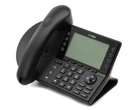 ShoreTel 480 Black IP Display Speakerphone - Mitel Branded -  Grade A