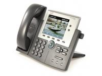 Cisco CP-7945G Charcoal IP Display Speakerphone