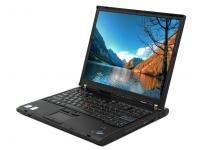 "Lenovo Thinkpad T60P 14.1"" Laptop Core 2 Duo - T7400 2.16GHz 4GB DDR2 128GB SSD - Grade A"