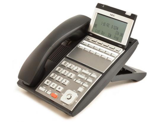 NEC UX5000 IP3NA-12TIXH Black IP Display Phone (0910064)