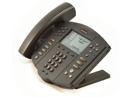 "Polycom SoundPoint IP 601 Charcoal Phone (2201-11601-001) ""Grade B"""