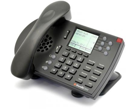 ShoreTel 265 Black IP Color Display Phone IP265
