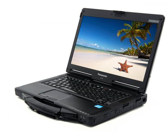 "Panasonic Toughbook CF-53 14"" Laptop Intel Core i5 (4310U) 2.0GHz 4GB DDR3 320GB HDD - Grade A"