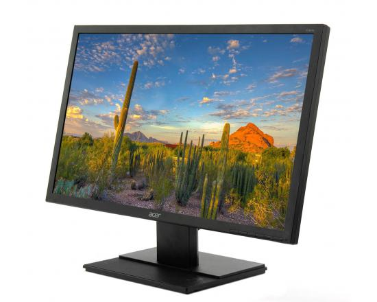 """Acer V246HL 24"""" Full HD Widescreen LED Monitor - Grade A"""