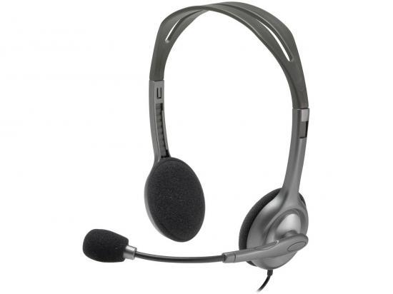 Logitech H111 3.5mm Stereo Headset for Education