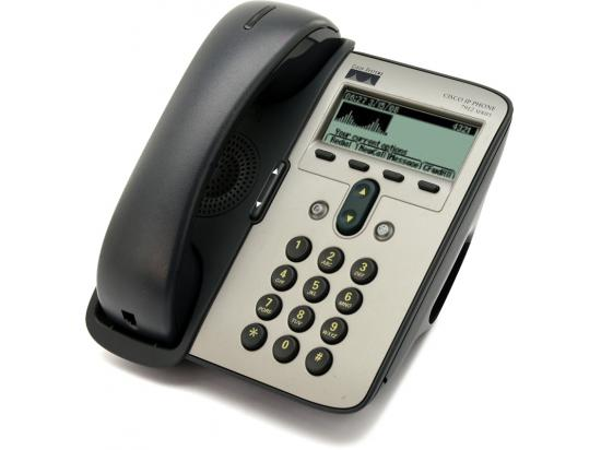Cisco Unified CP-7912G Charcoal IP Display Phone