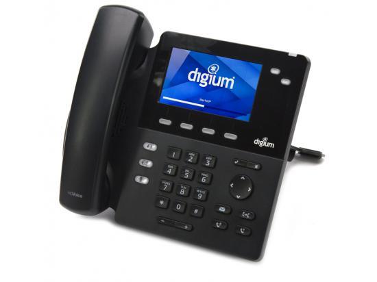 Digium D60 Black IP Phone 1TELD060LF