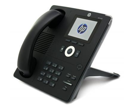 HP 4120 Black Gigabit IP Display Speakerphone - Grade A