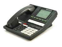 "Inter-tel Axxess 550.4100 Charcoal Executive Display Speakerphone ""Grade B"""