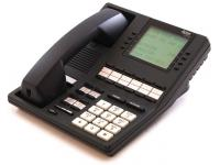 Inter-Tel Axxess 550.4500 Charcoal Executive Display Speakerphone - Grade B