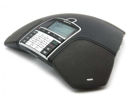 Konftel 300IP 910101079 Black SIP LCD Display Conference Phone -Grade A