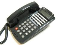 "NEC  DTerm Series III ETJ-16DC-2 Charcoal 16-Button Display Speakerphone ""Grade B"""