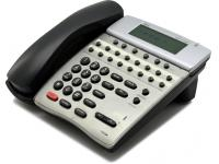 NEC DTH-16D(BL)-2 Elite IPK 16-Button Black Digital Display Speakerphone (780584) - Grade B