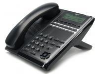 NEC SL2100 12-Button Black Digital Display Speakerphone (BE117451) - Grade A