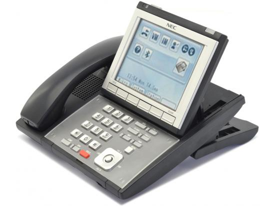 NEC UX5000 IP3NA-320TISXH Black IP Color Touch Display Phone (0910080)
