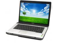 "Toshiba Satellite A205 15.4"" Laptop Intel Pentium (T2330) 1.73GHz 2GB DDR2 320GB HDD"