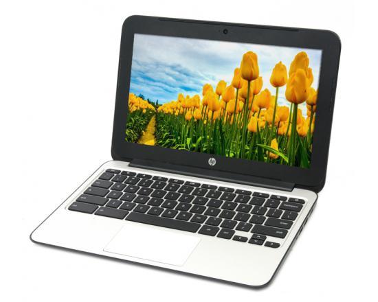 """HP Chromebook 11 G4 11.6"""" Laptop N2840 2.16GHz 4GB DDR3 16GB SDD - Grade A"""