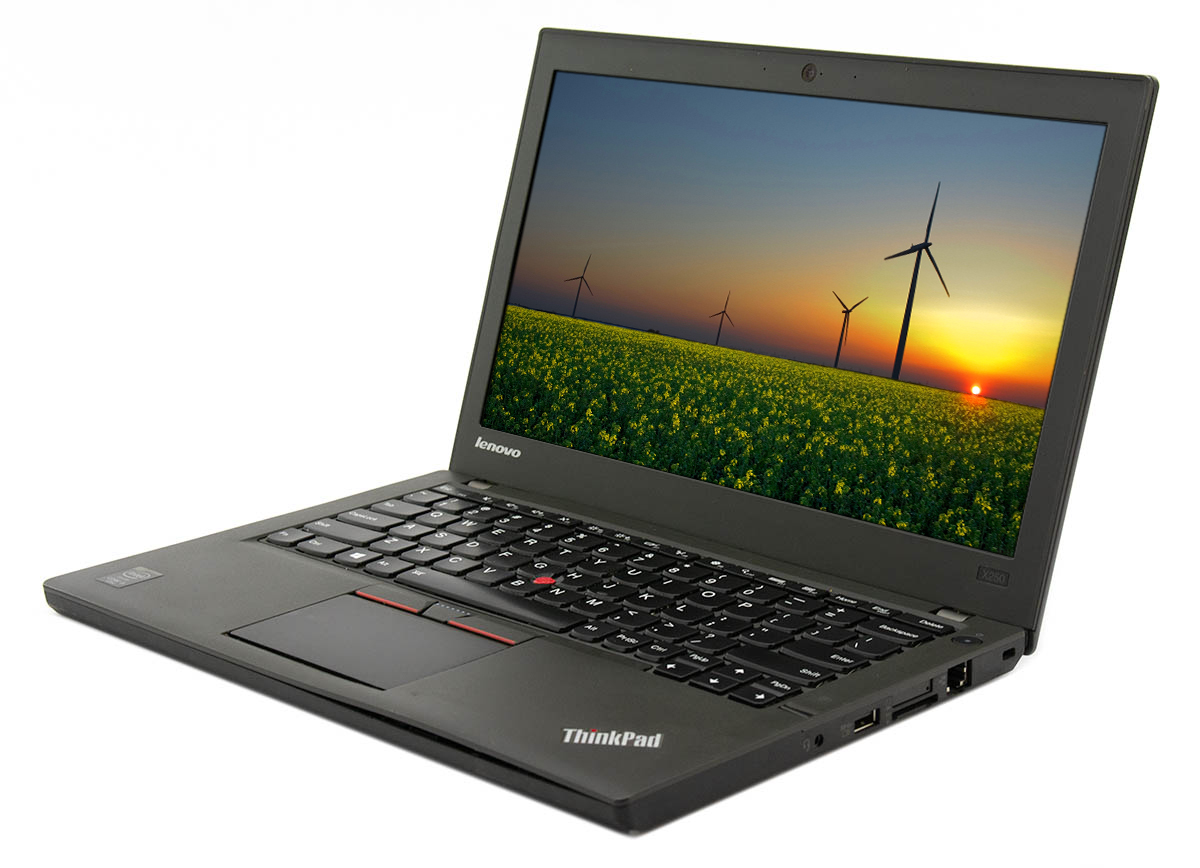 Lenovo Thinkpad X250 12 5 Laptop Intel Core I5 I5 5300u 2 3ghz 4gb Ddr3 320gb Hdd
