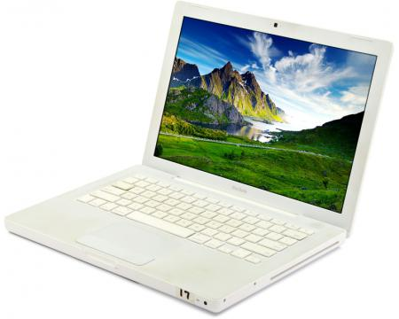 "Apple Macbook A1181 13"" Laptop Core 2 Duo (T5600) 1.83GHz 2GB DDR2 160GB HDD - Grade B"