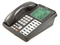 Toshiba Strata DKT3014-SDL 14-Button Charcoal Large Display Speakerphone - Grade B