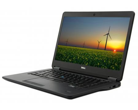 """Dell Latitude E7450 14"""" Laptop Intel Core i5 (5300U) 2.3GHz 4GB DDR3 128GB SSD - Grade A"""