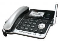 AT&T TL86109 Black/Silver Analog Display Phone - Grade B