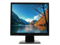 """NEC LCD17V 17"""" Black LCD Monitor - Grade B"""