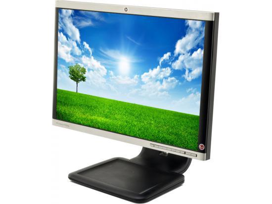 """HP LA1905wg 19"""" Black/Silver LCD Monitor - Grade C"""