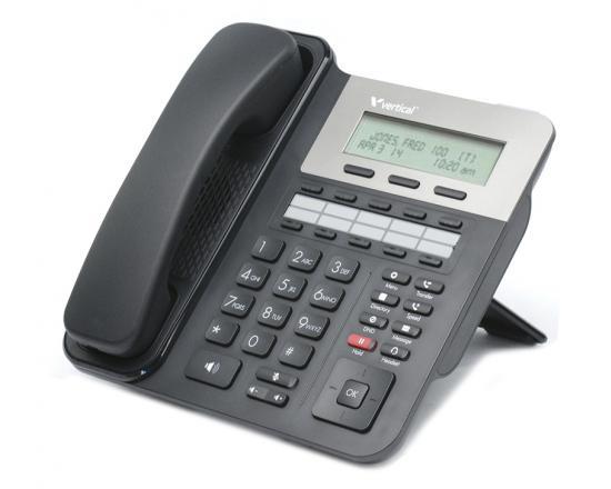 Vertical Edge VIP-9820-00 Black IP Display Speakerphone - Grade A