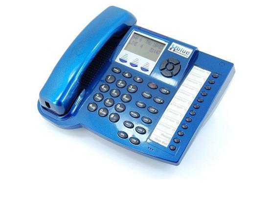 Xblue Networks 45PEKT-XB Blue 6-Line Phone
