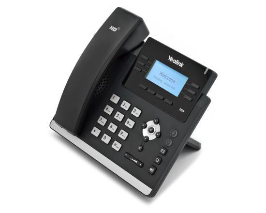 Yealink SIP-T41P Black VoIP Display Speakerphone
