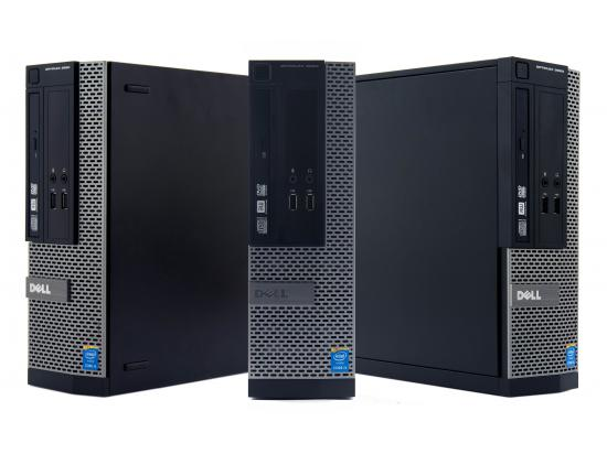 Dell OptiPlex 3020 SFF Computer Intel Core i5 (4590) 3.3GHz 4GB DDR3 250GB HDD - Grade B