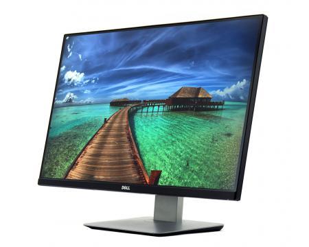 """Dell U2715H 27"""" Silver/Black UltraSharp Widescreen LED Monitor - Grade A"""