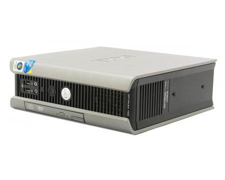 Dell Optiplex 760 USFF Computer Intel Core 2 Duo (E7400) 2.80GHz 4GB DDR2 250GB HDD - Grade A