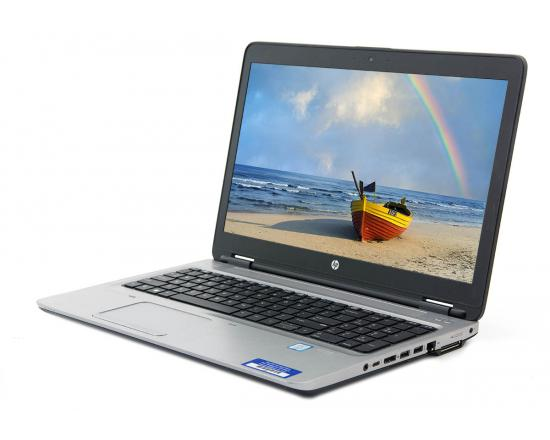 "HP ProBook 650 G2 15.6"" Laptop Intel Core i5 (6200U) 2.30GHz 4GB DDR4 320GB HDD - Grade C"