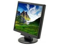 "Planar PL1700-BK  17"" Circle Stand LCD Monitor - Grade A"